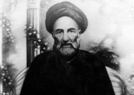 آيت الله العظمی میرسید علی یثربی