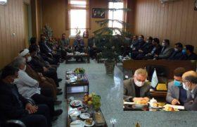 بازدید رییس کل دادگستری استان از دادسرا و دادگستری کاشان