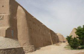 برج و باروی جلالی کاشان