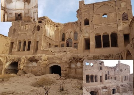 کاشان، دو خانه تاریخی و یک بام و دو هوای وزارتِ راه و شهرسازی !