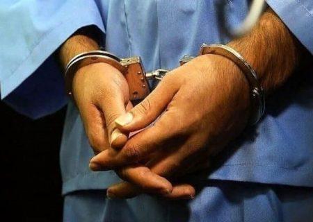 دستگیری سارق کابل های مخابراتی و برادران قاچاقچی مواد مخدر در کاشان