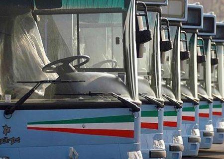 نوسازی ناوگان حمل و نقل عمومی کاشان با خرید ۳۰ دستگاه اتوبوس