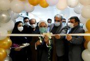 در آیینی افتتاح شد، بخش سنگ شکن بیمارستان فوق تخصصی آیت الله یثربی کاشان+گزارش تصویری
