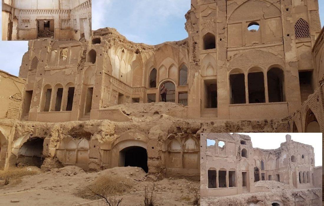 (راه و شهرسازی) و خانهای تاریخی که اهمیتش در مقیاس ملی نبود !!