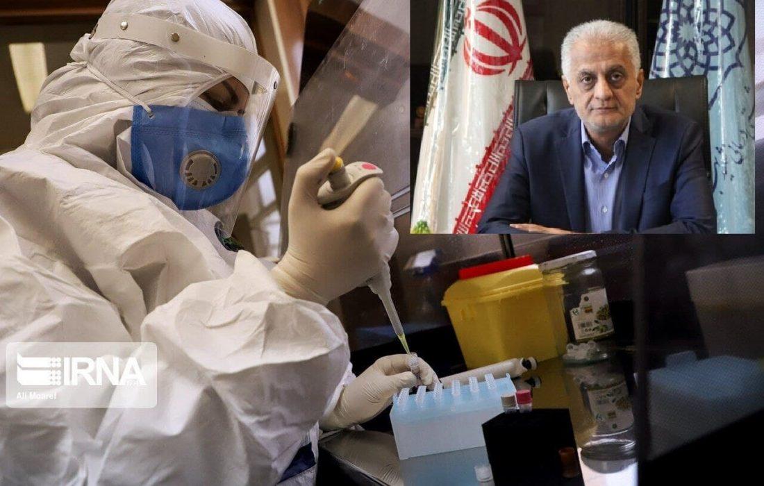 دکتر یثربی : جامعه آزمایشگاهیان در راه مبارزه با ویروس کرونا جانفشانی می کنند