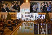 به میزبانی عروس خانه های تاریخی ایران رخ داد ؛تقدیر از برگزیدگان تئاتر مهر شانزدهم