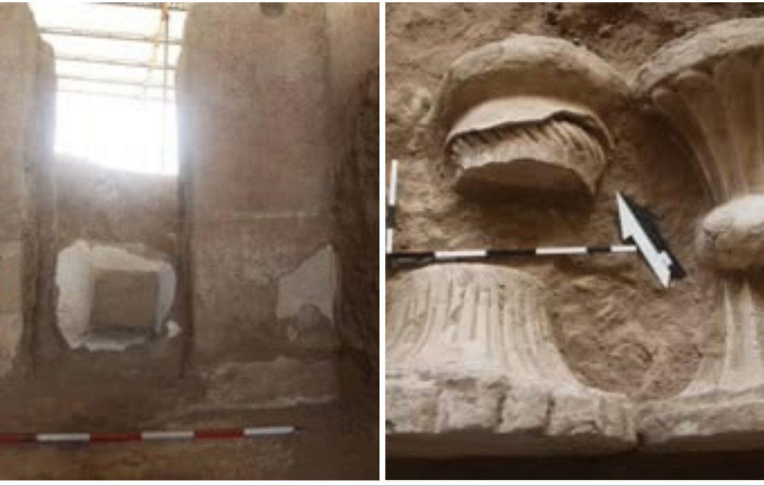 شروع فصل دوم کاوش محوطه ویگل توسط گروه باستانشناسی دانشگاه کاشان
