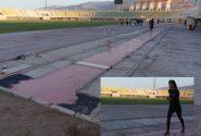 کدخدایی: برای احداث پیست ۷۰ متری خودمان دست به کار شدیم/ نگاه و امید دوومیدانی کاشان به وزیر جدید ورزش است