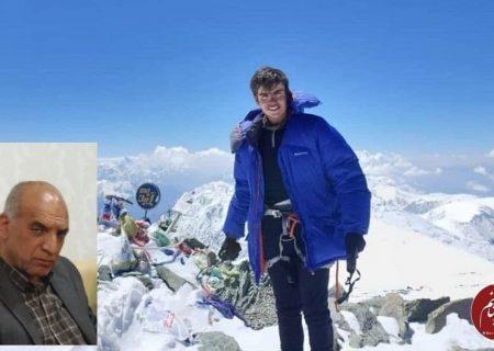اورست، هدف بعدی جوانترین کوهنورد ایرانی فاتح ماناسلو