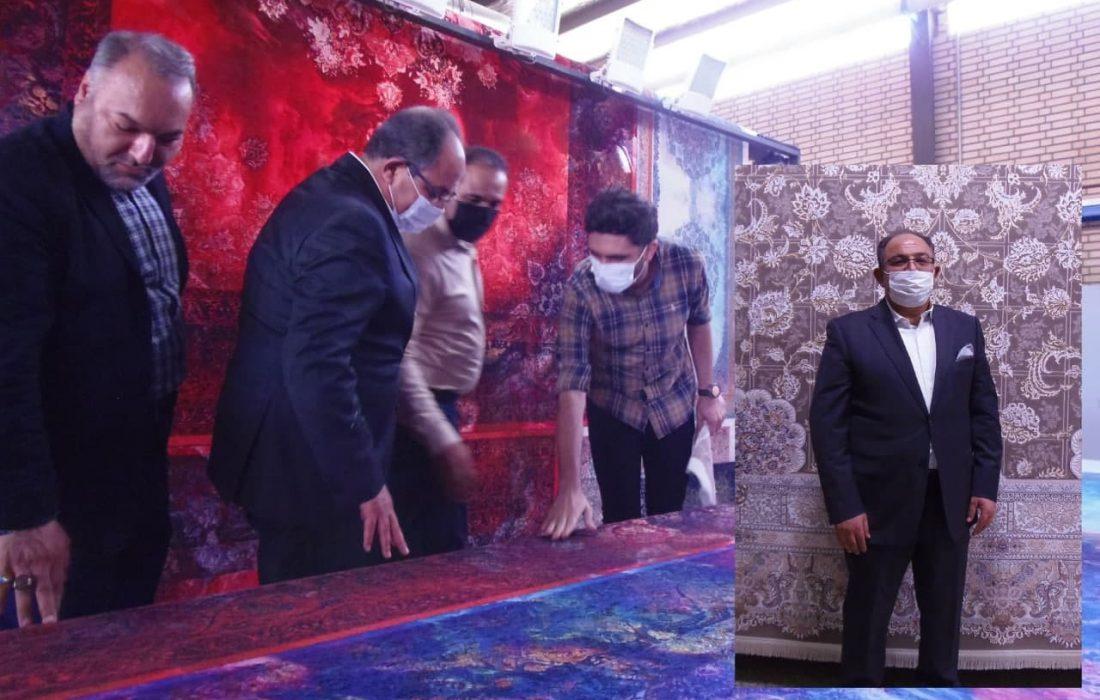 گام نخست ارتقای بین المللی جایگاه و دستاوردهای اقتصادی-تجاری کاشان، با سفیر تونس +گزارش تصویری