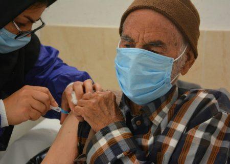 جمعیت واکسینه شده در آران و بیدگل؛ تنها ۳۷ درصد